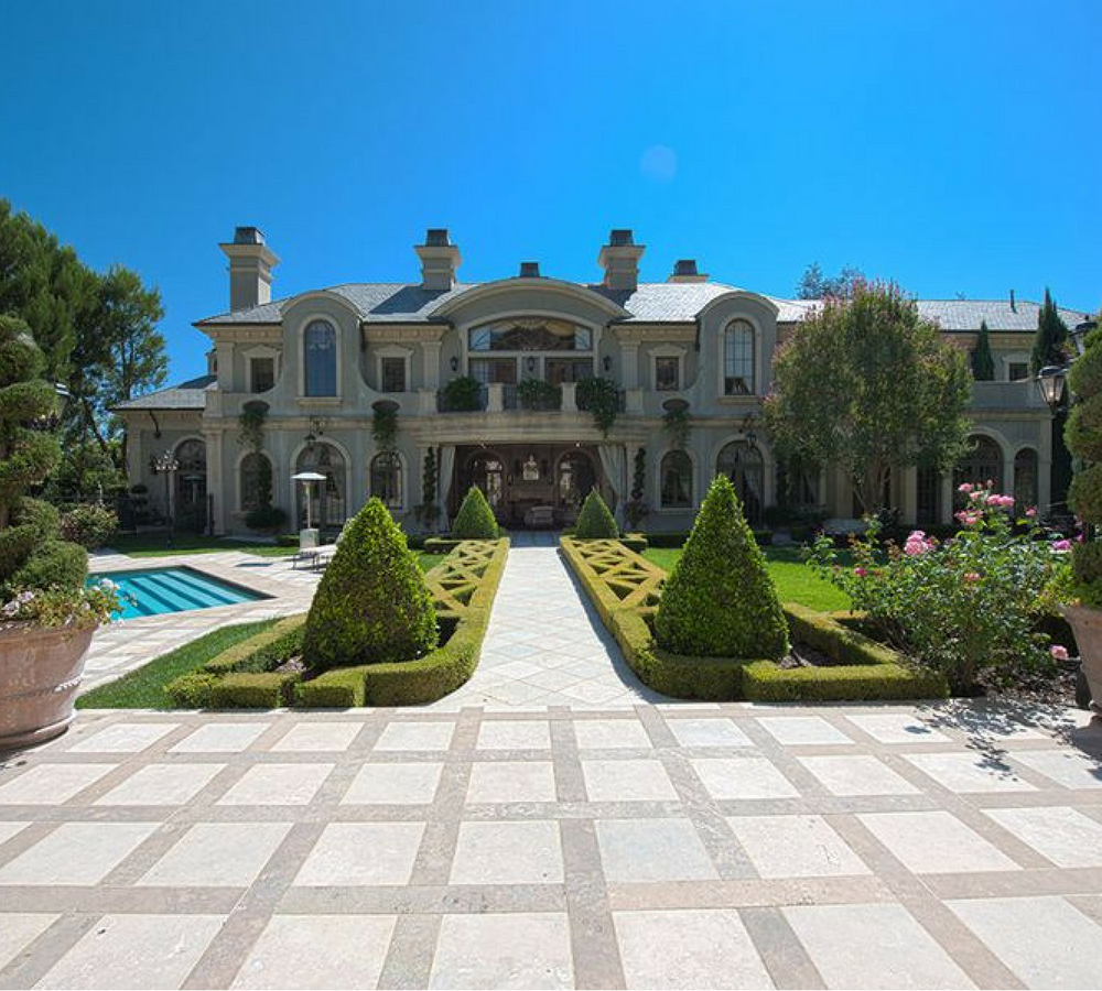 mansion security